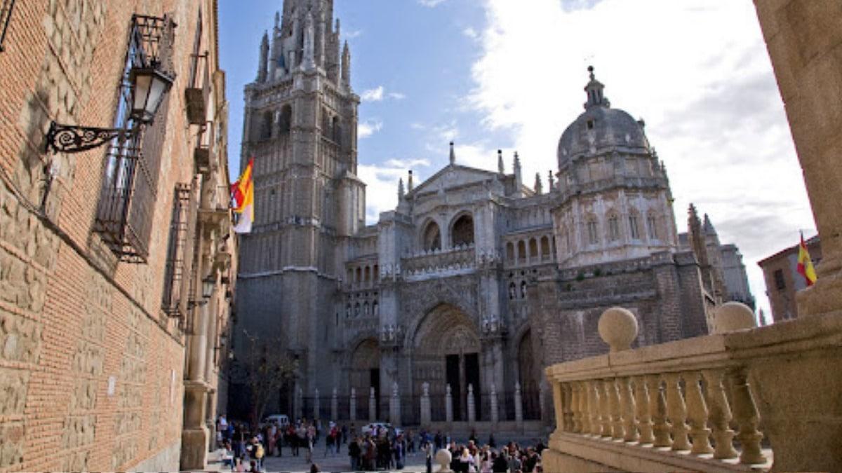 Catedral de Toledo videoclip