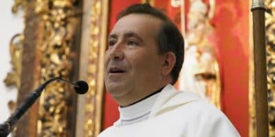 Vicente Ribas Prats obispo de Ibiza