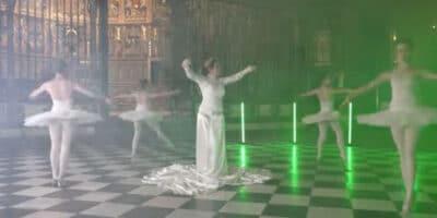 Catedral de Toledo videoclip María