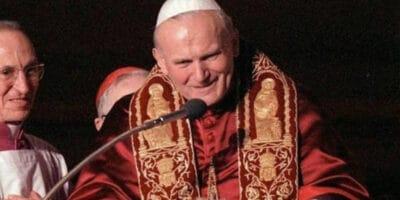 Aniversario elección Juan Pablo II