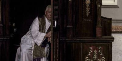 Parollin Gobierno francés secreto de confesión