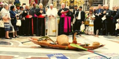 Francisco Conferencia Eclesial Amazonía