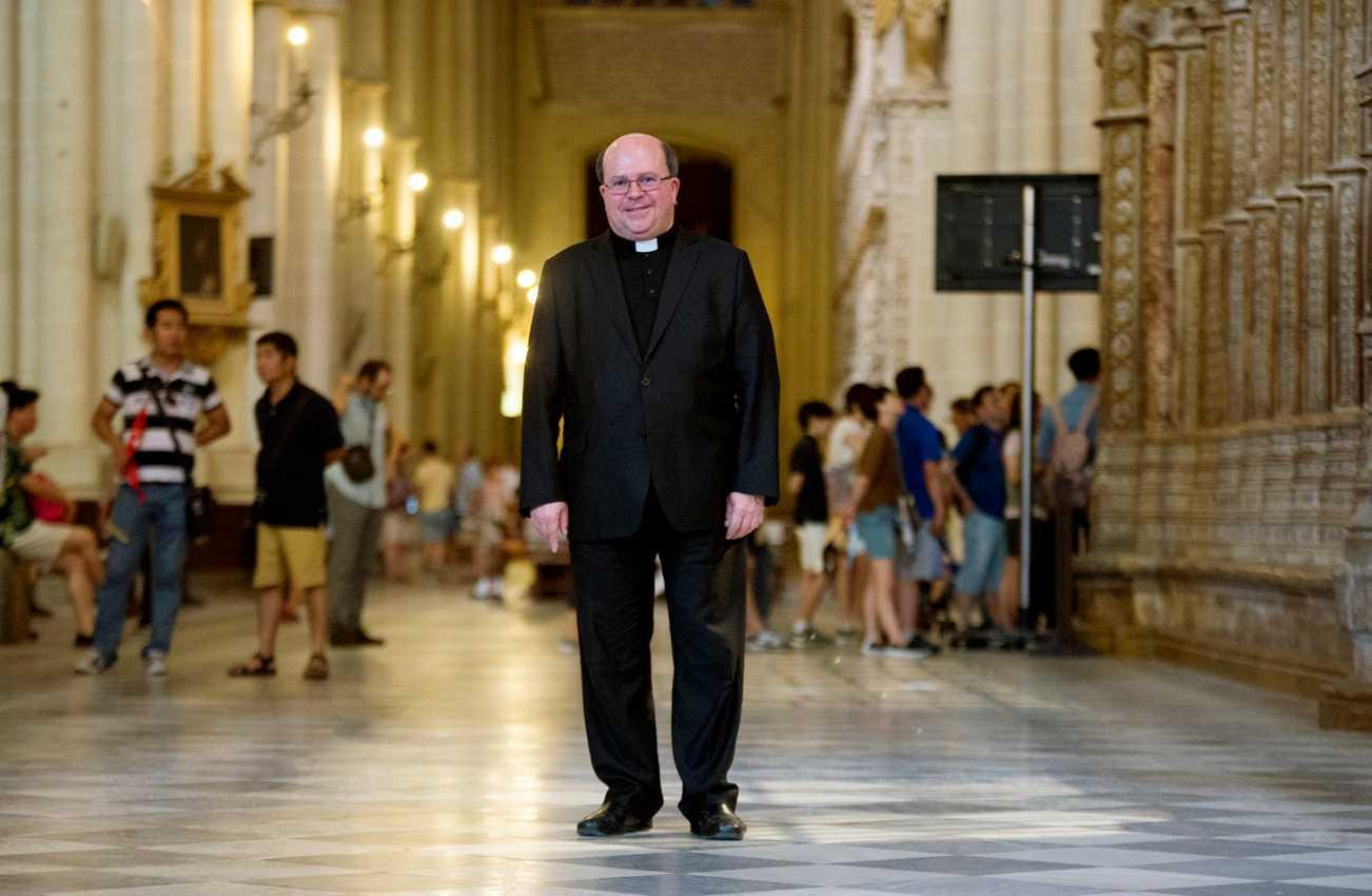Dean catedral de toledo