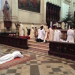 TELEGRAMA: Liquidación de la Fraternidad de los Santos Apóstoles, por la razón más sobrenatural que hay...